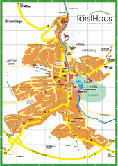 Braunlage Map