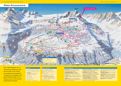 Braunwald Ski Trail Map
