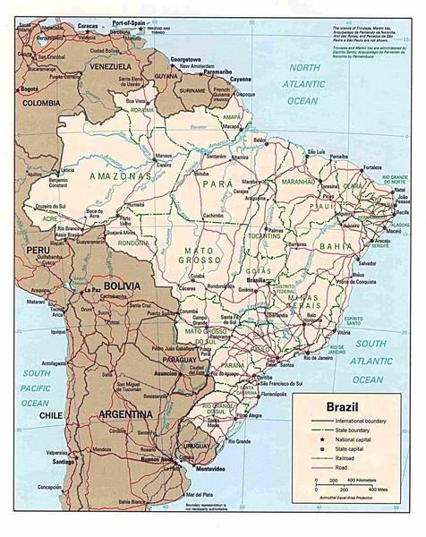Share Map. 1397 × 1761•162 KB•JPG. Cities in Brazil