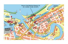 Bremerhaven City Map