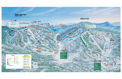 Brian Head Ski Trail Map