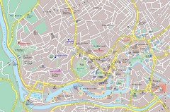 Bristol Tourist Map