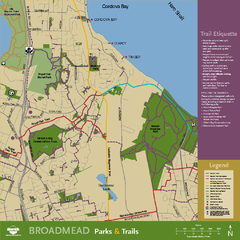 Broadmead Area Map