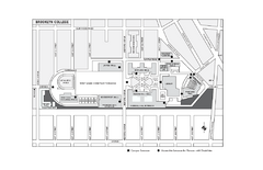 Brooklyn College Campus Map