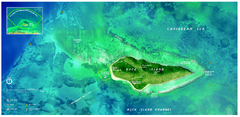 Buck Island Reef National Monument Map