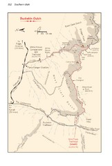 Buckskin Gulch Trail Map