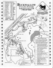 Buckwallow Trail Map