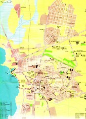 Bujumbura City Map