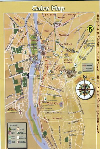 cairo maps