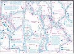 "California Delta Maps/Fish ""N"" Map"