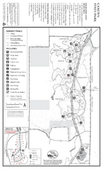 Camden State Park Summer Map