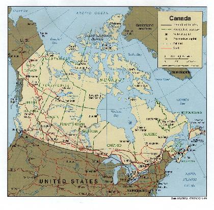 canada map pdf canada map canada mappery