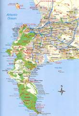 Cape Peninsula Map