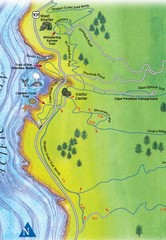 Cape Perpetua Map