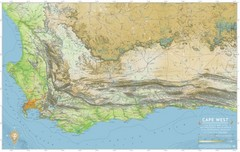Cape West Map