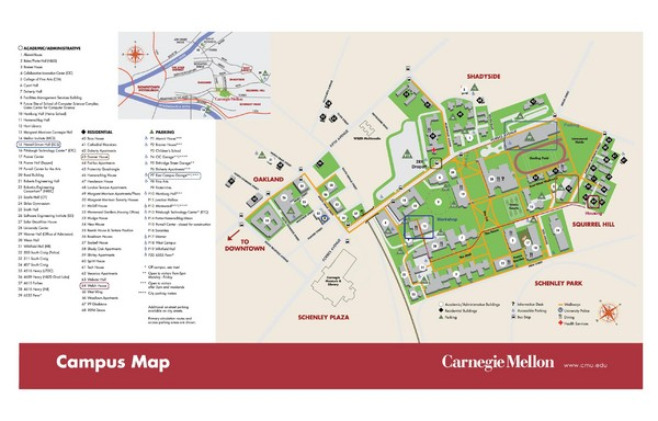 Gmu Fairfax Campus Map. Overhead View Of The Science And Technology ...