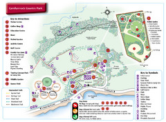 Carnfunnock Country Park Map