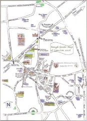 Cawston, Norfolk Guide Map