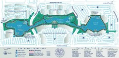Centennial Lakes Park Map