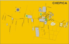 Chepica Map