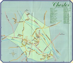Chester Town Map