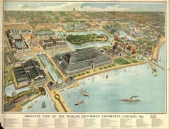 Chicago World's Columbian Exposition 1893...