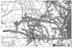 Chicago & North Western Line Railroad System...