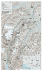Chilkoot Trail Map