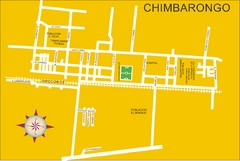 Chimbarongo Map