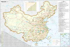 China Motorway Map