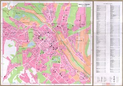 Chisinau City Map