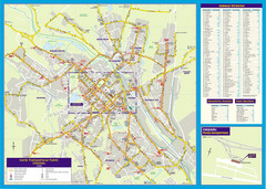 Chisinau Public Transportation Map