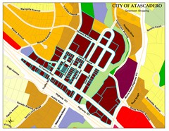 City of Atascadero Map