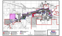 City of Barstow Zoning Map