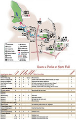 City of Festus Parks Map