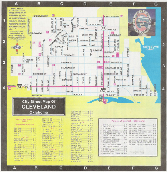 Oklahoma State University Map Stillwater Oklahoma Mappery
