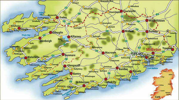 driving map of ireland with Co Kerry Map on Blog Post likewise Dublin Airport Terminal 1 Map furthermore Mei Cultural Spotlight 8 The Ring Of Kerry further Killarney And County Kerry besides Mandatory Traffic Signs G210508.