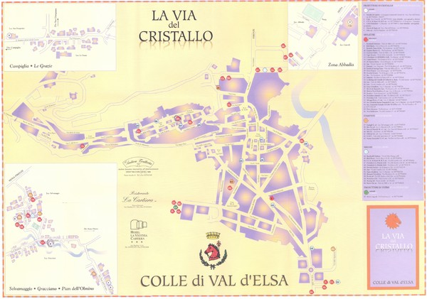 colle di val delsa map colle di val d039else it mappery