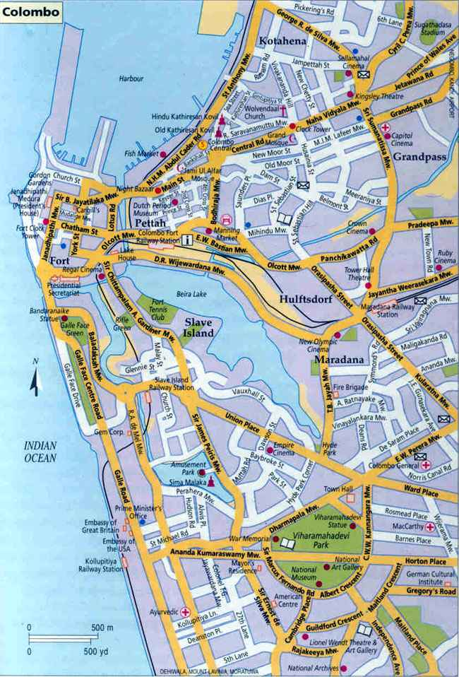 Welimada Sri Lanka  city photos gallery : Colombo Map See map details From www.colombonightclub.welimada.com