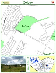 Colony Park Map