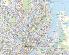 Copenhagen maps mappery