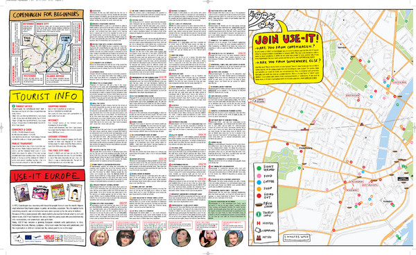Copenhagen maps mappery – Copenhagen Map Tourist