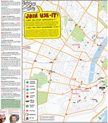 Copenhagen Use-It 2 Map