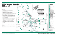 Copper Breaks, Texas State Park Facility and...