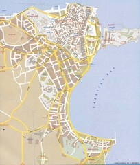 Lecce Tourist Map - Lecce Italy • mappery