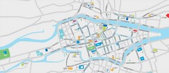 Cork City Map