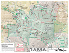 Cougar Mountain Park Trail Map