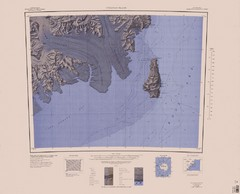Coulman Island Map