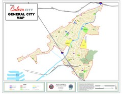 Culver City Map