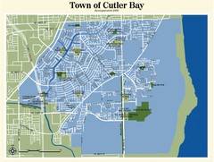 Cutler Bay Map